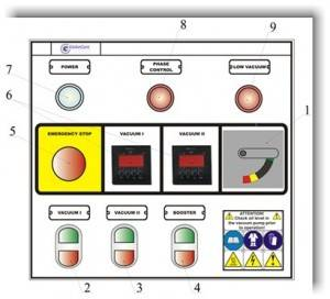 Vacuum Block controll panel_1