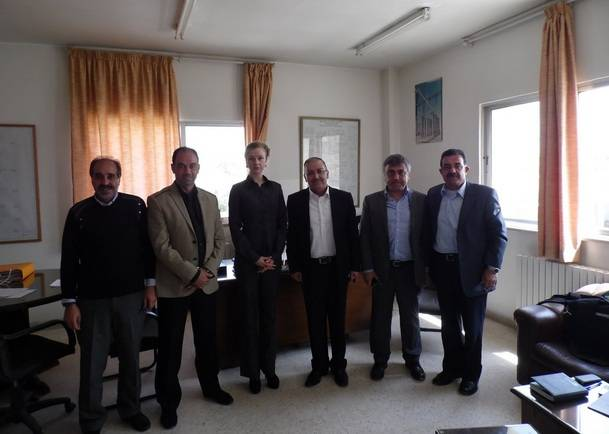 GlobeCore representatives particiapted in a seminar in Jordan