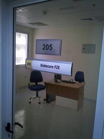 United Arab Emirates: GlobeCore office has moved!