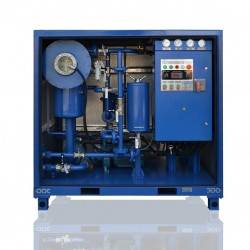Oil purifier with degassingUVM-1