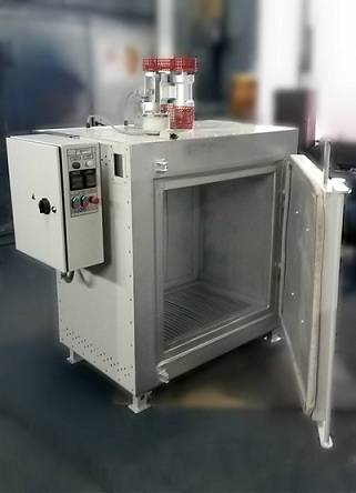 GlobeCore has Begun to Produce an Improved Zeolite Model Oil Drying Unit