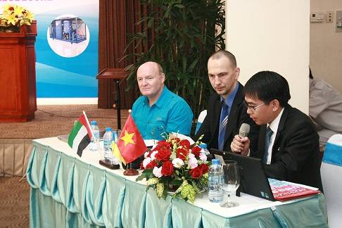 GlobeCore Has Held a Conference for the Representatives of the Power Industry of Vietnam