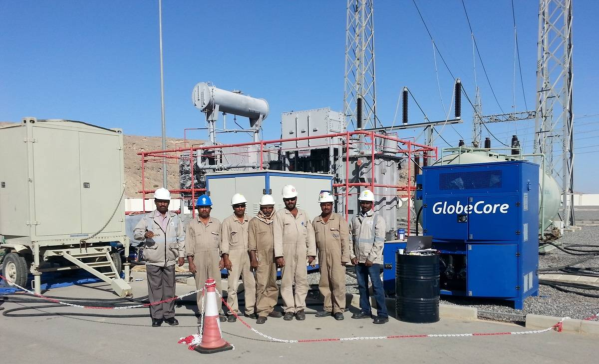 """Mojave Heat"" Hot Air Drying Unit  Successfully Commissioned in Oman"