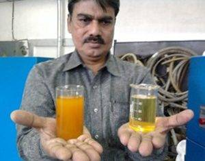 Reclamation definition oil